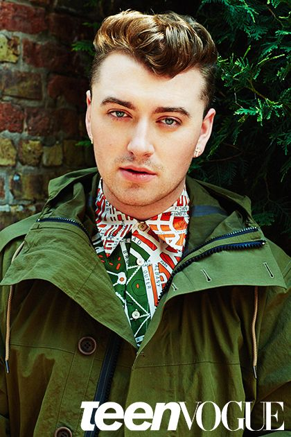 Sam Smith is a singer who through his songs think you need to enjoy life.
