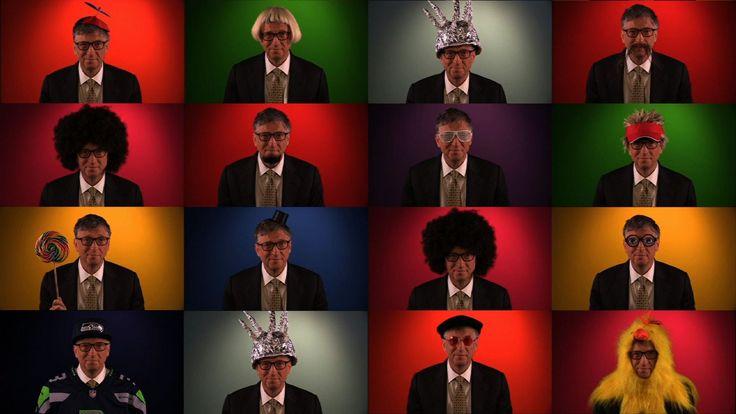Bill Gates' Viral Video: GatesLetter.com (Late Night with Jimmy Fallon)