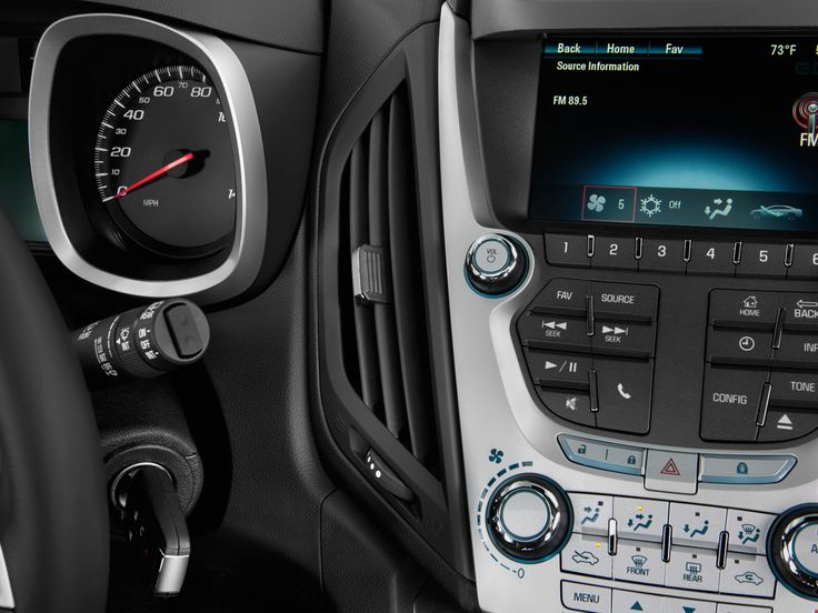 2012 Chevy Equinox Interior | 2012 Chevrolet Equinox LS Sport Utility Air Vents