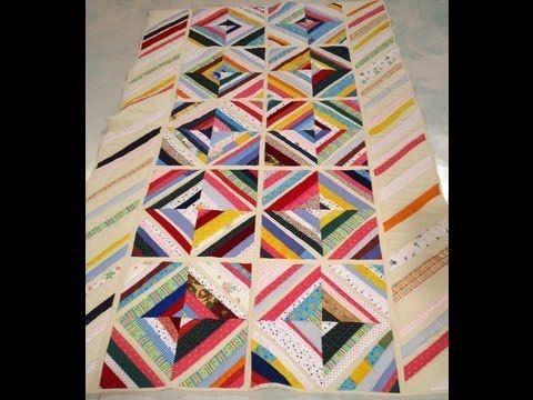 Como hacer un acolchado con patchwork patchwork y quilt for Como hacer patchwork
