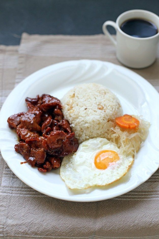 Because our breakfasts look like this: | 21 Reasons Filipino Food Is The Absolute Greatest