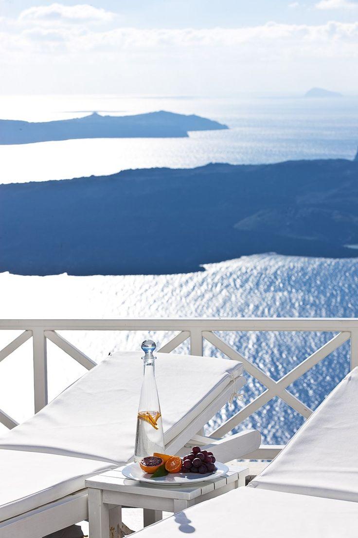 Volcano view, Imerovigli, Santorini