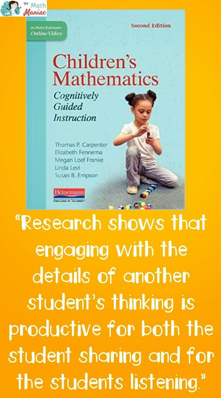 44 best *Math Teaching Books images on Pinterest   Teaching math ...