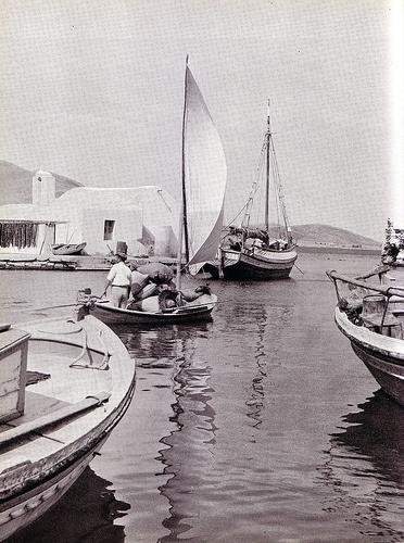 Naoussa Paros l950ies