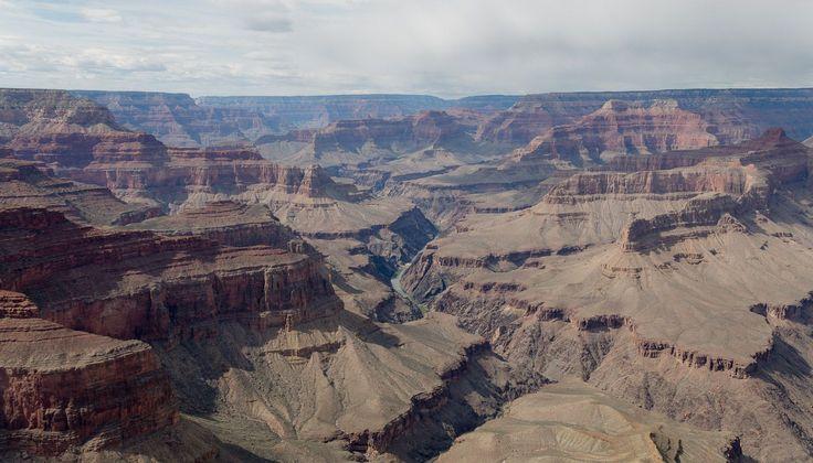 Parques nacionais: Grand Canyon