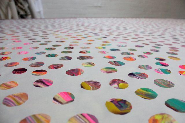 Harvest Textiles printing at the studio by harvest textiles | harvest workroom, via Flickr