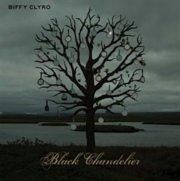 Biffy Clyro Black Chandelier 7inch vinyl