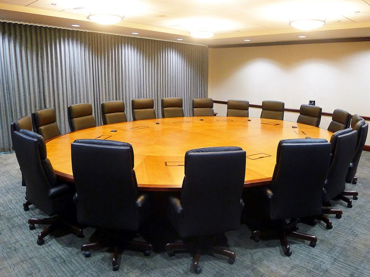 16 best round oval boardroom tables images on pinterest for 10 person conference table