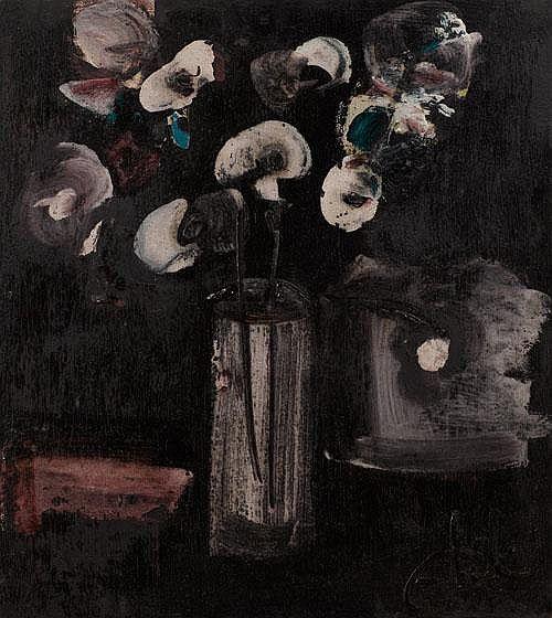 """Abidin DINO (1913-1993), """"Still-life"""""""