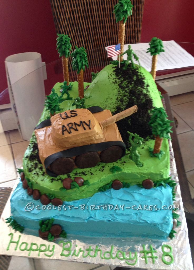 #ARMY #BIRTHDAY #CAKES