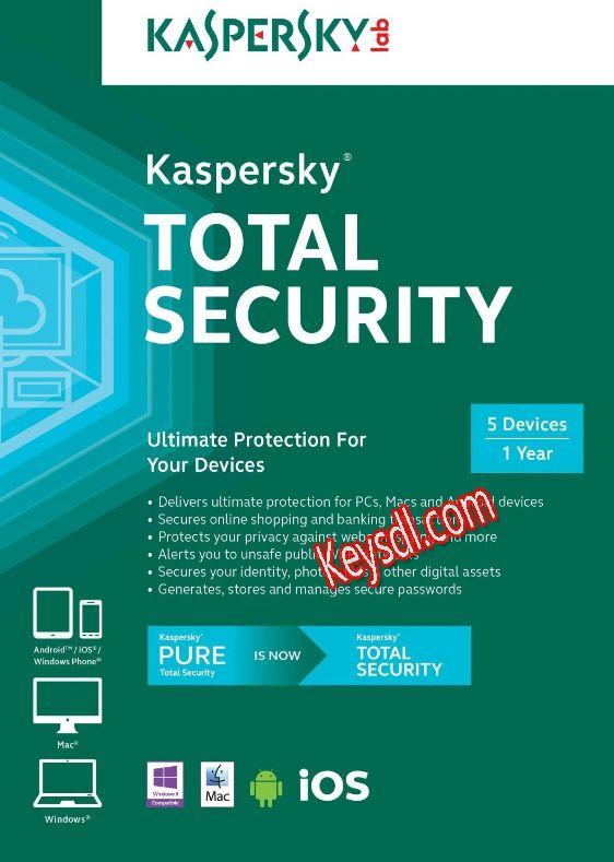 Kaspersky Total Security 17.0.0.611 Final Activation Code is here for free registration. Kaspersky Total Security 2017 crack is a…