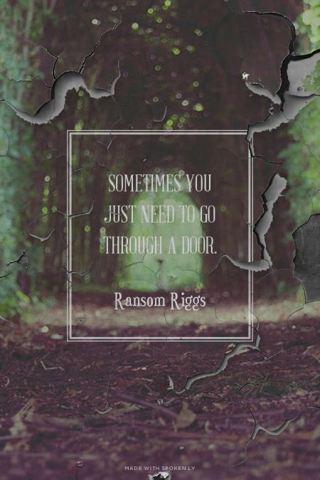 Ransom Riggs-Miss Peregrine's Home For Peculiar Children