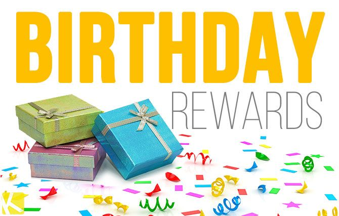 Happy birthday to you, indeed! If you're a discount lover, get ready—we have this extensive list of rewards and freebies for your big day! From free makeup