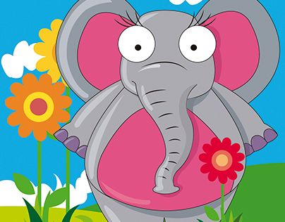 "Check out new work on my @Behance portfolio: ""Elefante ilustración infantil"" http://be.net/gallery/50851301/Elefante-ilustracion-infantil"