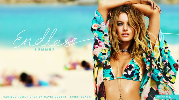 Seafolly   Endless Summer Preview 2014