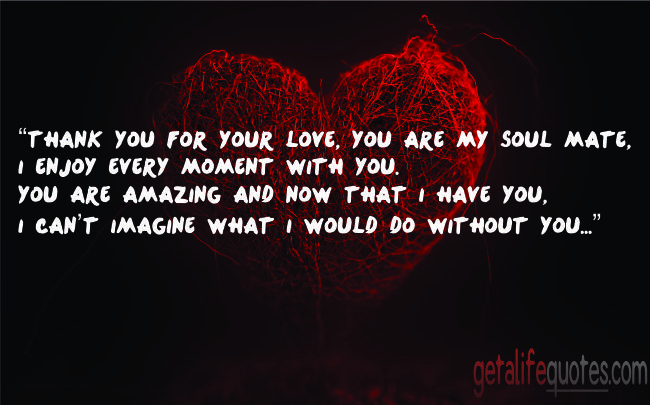 Love You Quotes For Boyfriend - Get
