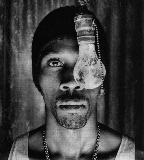 The RZA of the Wu-Tang Clan
