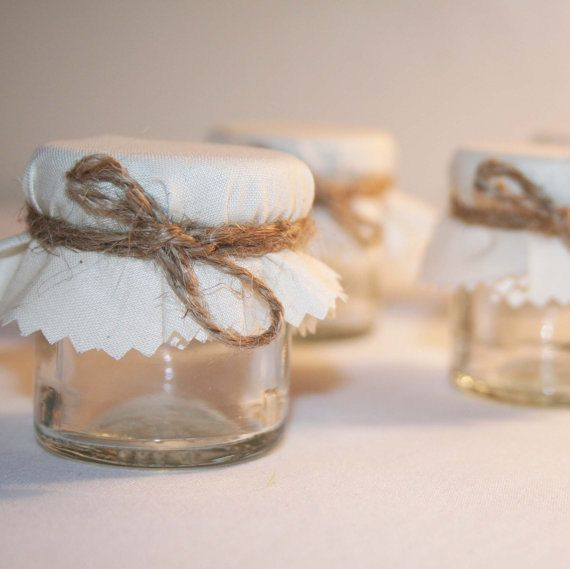 Do It Yourself Mini Jar Wedding Favour Fill with by Melysweddings, £1.15