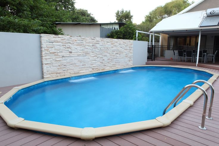 27 best images about sterns above ground pools on pinterest for Best above ground pools australia