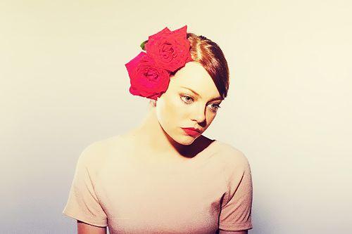 Emma Stone, such a babe!