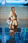 Miss Bulgaria 2012, Zhana Yaneva, performs onstage at the 2012 Miss Universe National Costume Show on Friday, December 14th at PH Live in Las Vegas, Nevada. The 89 Miss Universe Contestants  ...