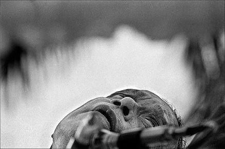 Raghu Rai - Pandit Bhimsen Joshi @ Music Maestros: Photographs by Raghu Rai | StoryLTD