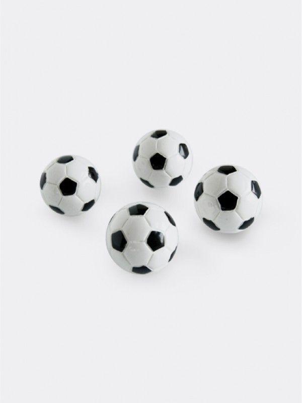 Magneten Voetbal Trendform. Grappige magneetjes in de vorm van een voetbal.