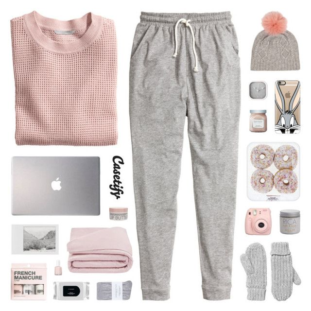 ~ 122215 by khieug on Polyvore featuring polyvore fashion style H&M Johnstons Monki Casetify MAC Cosmetics Korres Crate and Barrel Laura Mercier Essie Frette Karlsson Samsung Polaroid melsunicorns raeleespenguin