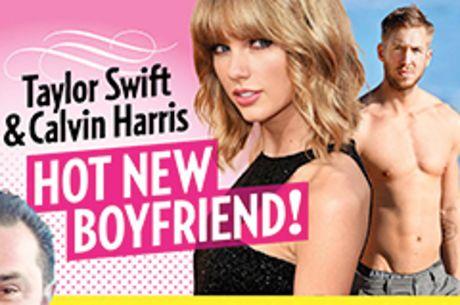 Revista confirma namoro de Taylor Swift e Calvin Harris http://r7.com/b0yR