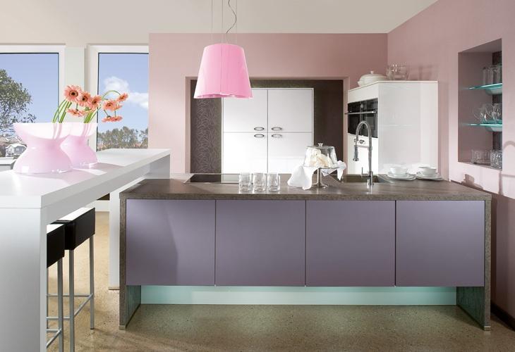 26 best Lila Küchen images on Pinterest | Kitchen designs, Colors ...