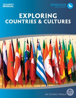 Home-SU-Cool: School 2013-2014 Planning (MFW Exploring Countries and Cultures)