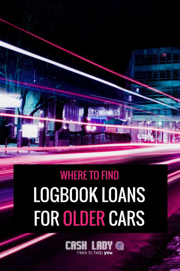 Don't have a new car but still need a logbook loan? Cash Lady explores how to get logbook loans for older cars. via @ukcashlady