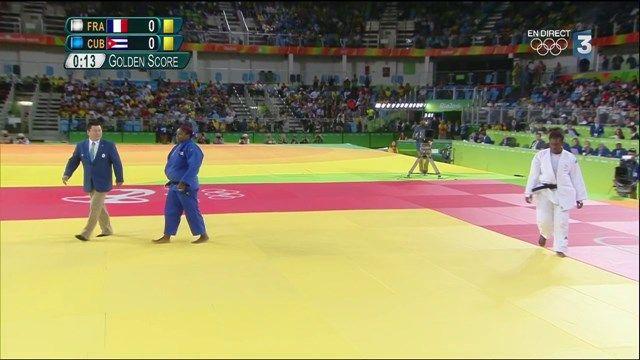 VIDEO. Judo (F) :  Emilie Andéol apporte la première médaille d'or au judo français