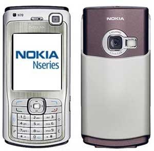 #4 - Nokia N70