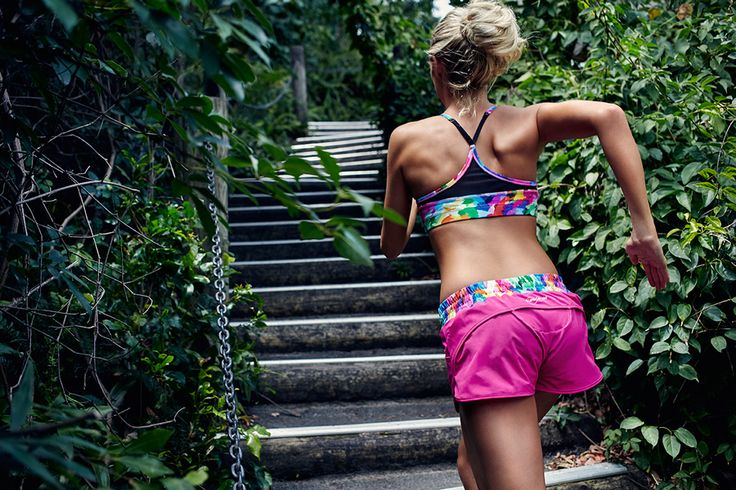 Carnival Bra and Martina Workout Short