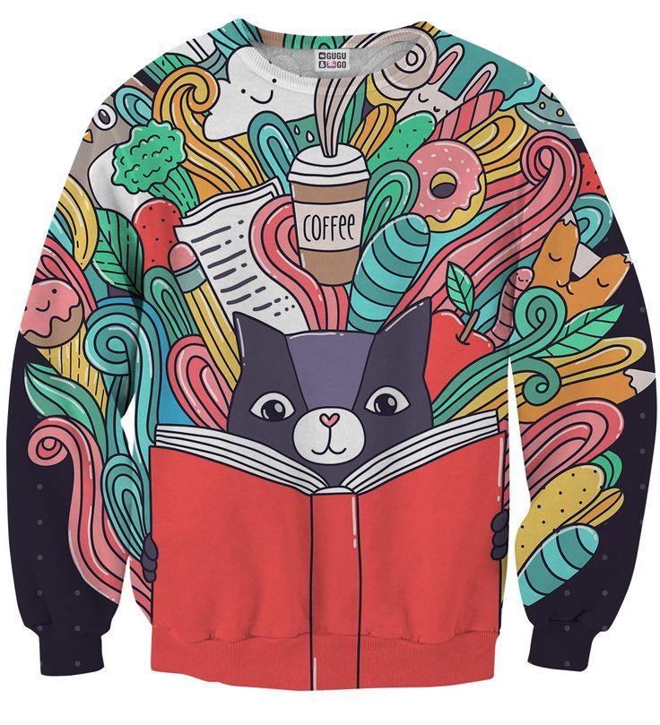 Imagination sweater, Mr. GUGU & Miss GO