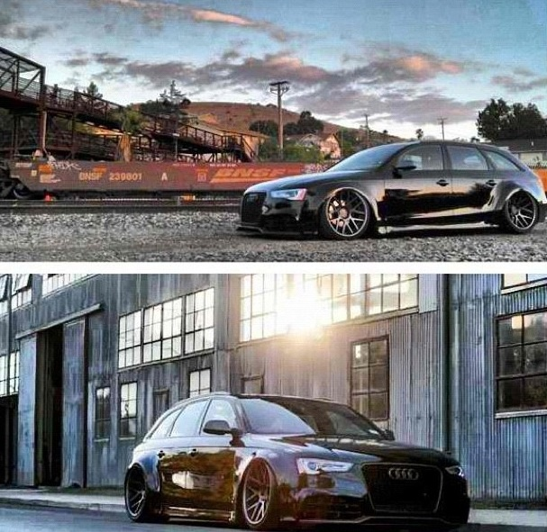 Audi A3 Avant Wagon