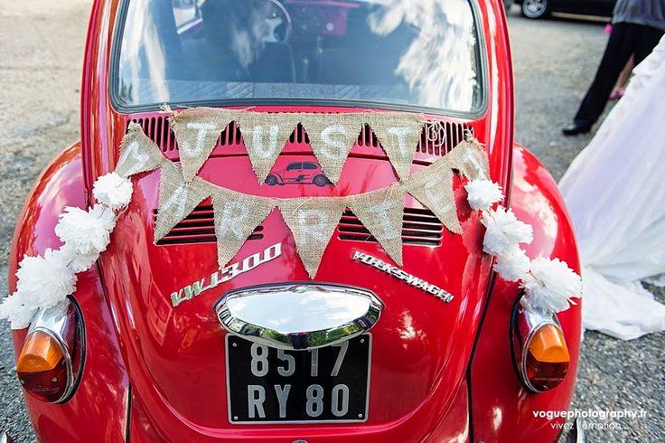 Les moineaux de la mariée: {Vrai mariage} Audrey & Dany