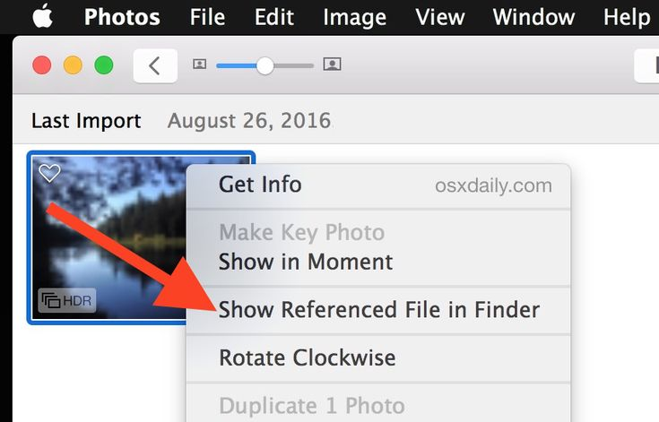 "The ability to quickly jump to a photo in the Finder file system of Mac OS has changed in the new Photos app. For now, the traditional ""Reveal In Finder"" option in Photos app for OS X i…"