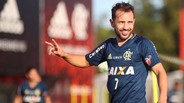 Sem Guerrero e Diego poupados Fla aposta em Éverton Ribeiro para vencer o Palestino na Sul-Americana