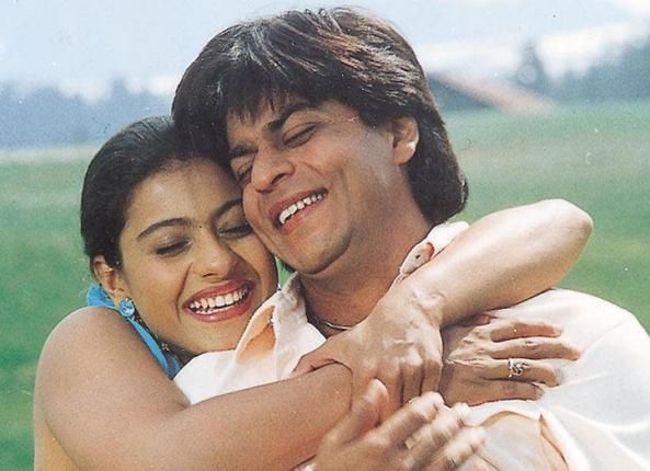 Shahrukh Khan and Kajol - Audiences around the world fell in love with this crackling jodi in DDLJ (1995)
