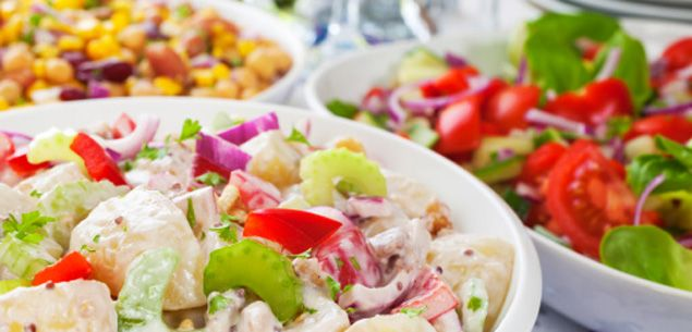 Christmas Salad Recipes | Coleslaw | Potato Salad - Christmas Recipes - New Zealand Woman's Weekly