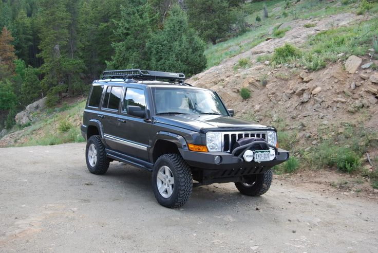 Showme your lifted XK - Page 2 - Jeep Commander Forums: Jeep Commander Forum