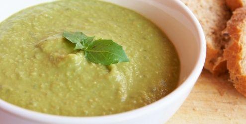 Sopa verde emagrece até 5 kg no mês