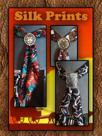 Western Neckwear CollectionFrom Tribal And Western Impressions
