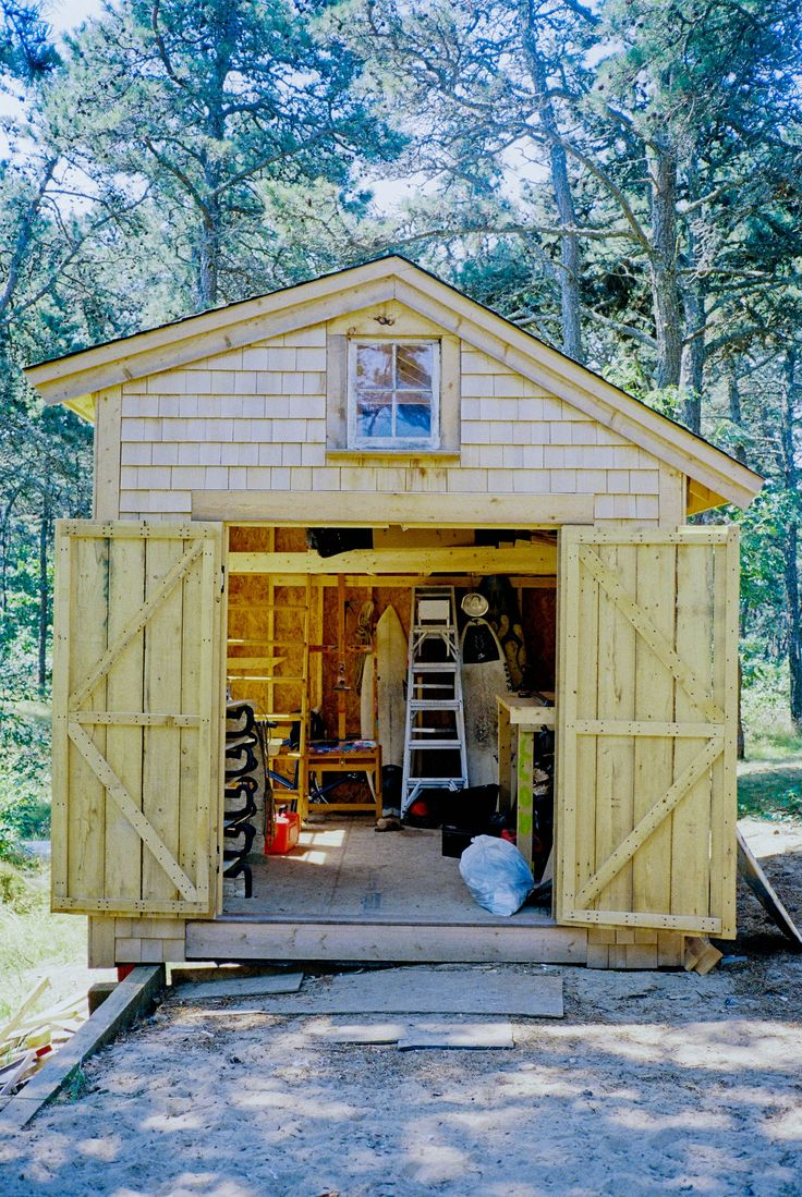 Perfect Garden Sheds Massachusetts A Little Folly This Favors The .