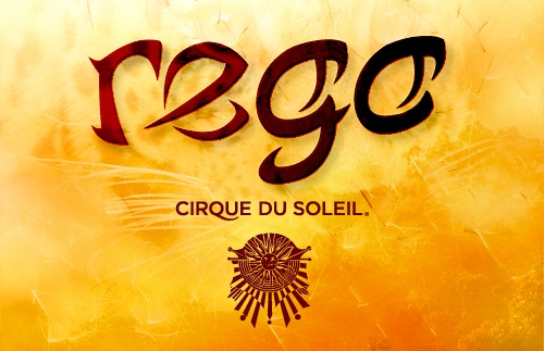 Cirque Du Soleil Promo Project by Csilla Docs, via Behance