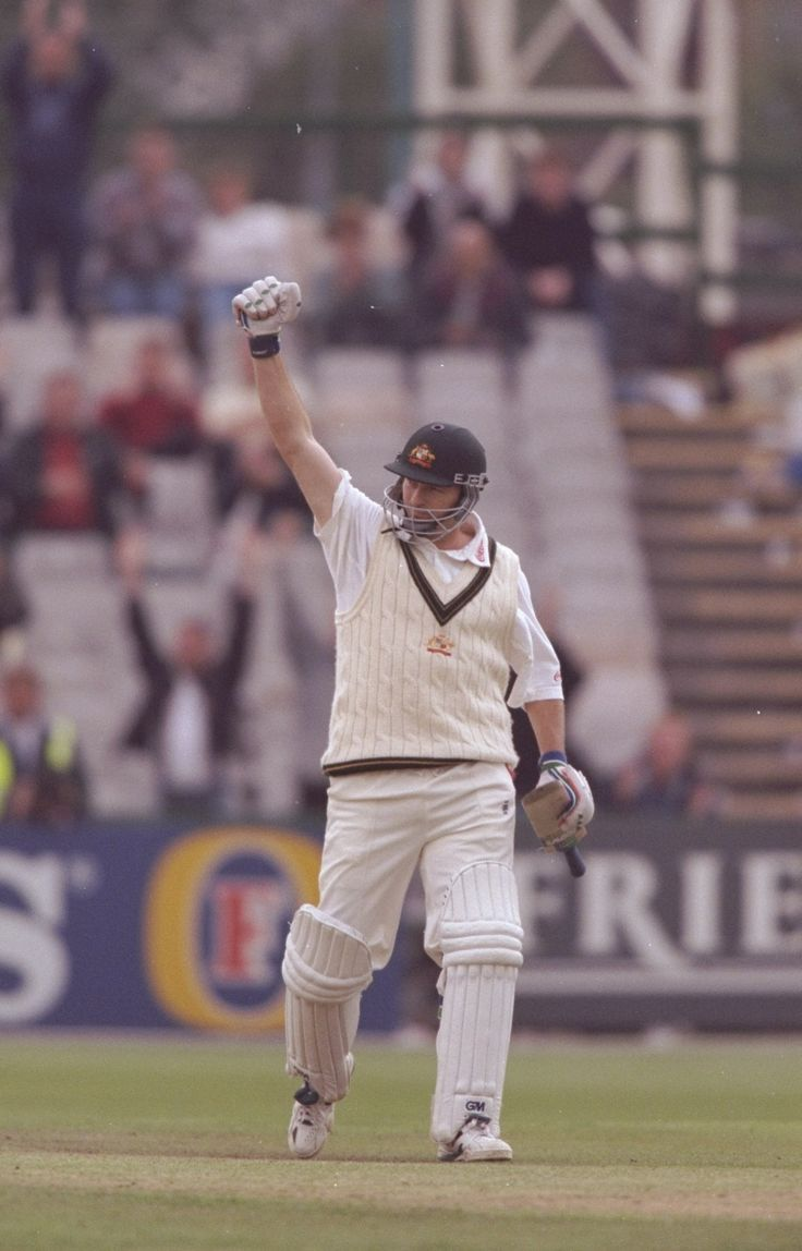 #ClassicAshesMoments #18: Steve Waugh's twin hundreds at Old Trafford in '97