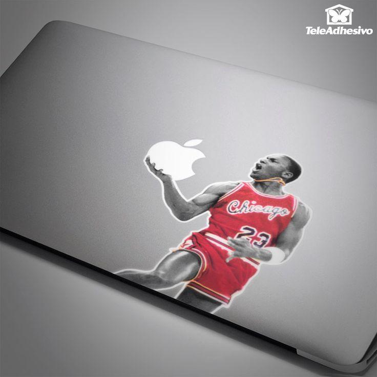 Pegatina Michael Jordan