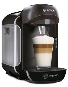 Tassimo Vivy T12  Many, many people need to start the day with a shot of fresh, tasty coffee in order to function properly. Since we have no time for anything anymore these days coffee adepts want their coffee fast – while keeping the good taste.  Tassimo machines, like the T12, T32, T55 and T40, can make a good cup of coffee in no time. So read all about these coffee makers at http://www.tassimomachines.co.uk/2016/the-tassimo-machines-in-a-row-t12-t32-t55-t40/
